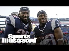 LeGarrette Blount And Dion Lewis Need To Switch Roles Against The Steelers | Sports Illustrated