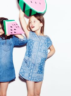 #zaratrends - Denim - #zarakids