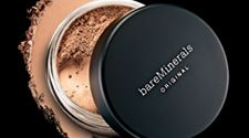 I love BareMinerals foundation and mineral veil.