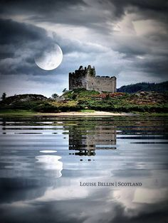 This is Scotland - Castle Tioram | by Louise Bellin