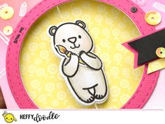 Heffy Doodle Blog Hop & Papercraft Inspirations Project Doodle Inspiration, Stamps, Doodles, Snoopy, Scrapbooking, Projects, Blog, Cards, Ideas