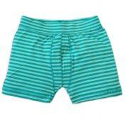 Stripy Boxer Shorts in Soft Organic Cotton : Cambridge Baby, Organic Natural Clothing