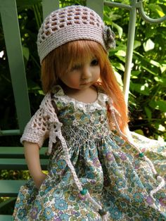 CHIDITTA-set-for-13-Little-Darling-by-Dianna-Effner-also-fits-14-Kish-BJD. SOLD on 7/7/15 for $229.49.