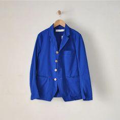 ASEEDONCLOUD : Jacket Cotton Twill   Sumally