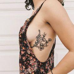 Hidden Tattoo Ideas | POPSUGAR Beauty