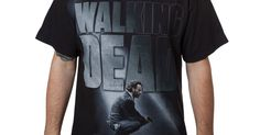 Rick Walking Dead T-Shirt: TV Shows The Walking Dead T-shirt