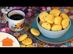 Nossa receita de biscoitinho (ou bolachinha) de fubá com erva doce, que faz parte da Playlist de Receitas sem Glúten da Tastemade Brasil. Você pode ver todos...
