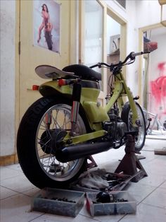 "Build "" Bagoth "" Street Cub by Newspeed Garage"