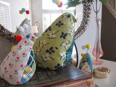 Pearl's Cottage: A Partridge in a Pear Tree - Fun Holiday Decor