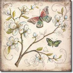 Cuadro Le Jardin Butterfly III - McRostie, Kate
