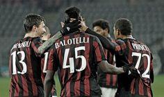MITAKKA - Engineering, Services, Info: AC Milan beat Alessandria the first leg!         ...