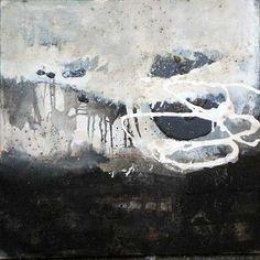 art journal - expression through abstraction — artpropelled:   Ines Hildur