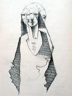 Joseph Loughborough - Contemporary Artist - Sketchbook