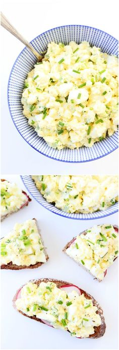 Egg Salad Recipe on http://twopeasandtheirpod.com This is the BEST egg salad recipe! Easy to make too!