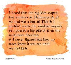 (2) Twitter Brian Andreas, Story People, Big Kids, Halloween, Twitter, Food, Essen, Children, Meals