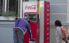 Google enables people to literally buy the world a Coke with a mobile app.