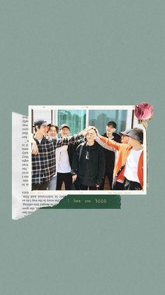Exo, Thing 1, Polaroid Film, Love You, Graphic Design, Cute, Wallpapers, Te Amo, Je T'aime