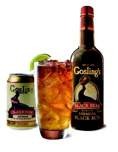Had a new drink this weekend ( thanks Mel ) it was GREAT!!  So refreshing and yummy :) Dark and Stormy drink