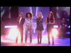 ▶ LITTLE MIX PERFORM 'THESE FOUR WALLS' ON SURPRISE SURPRISE - YouTube
