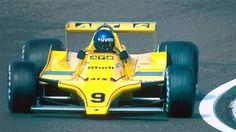 Hans-Joachim Stuck, ATS-Ford D3, 1979 Dutch GP, Zandvoort