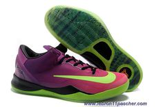premium selection 68bea 2545e See more. Kobe 8 System Mambacurial FB Rouge Plum Electric Vert Rose Flash  615315 500 Vente Electric, · ElectricNike ...