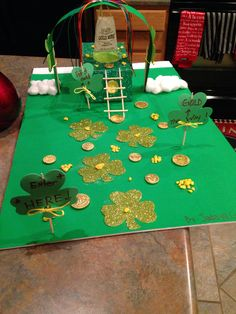 4 clovers and leprechaun pictures leprechaun trap