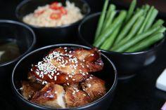 Teriyaki bento box – Recipes – Bite