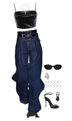 """""""Untitled #583"""" by klayvic ❤ liked on Polyvore featuring ASOS and Yeprem"""