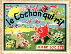Le Cochon Qui Rit...trop sympa...