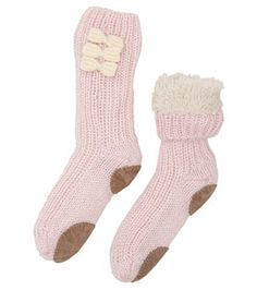 Peter Alexander bow bed socks. Want!!
