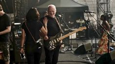45 years after Pink Floyd's David Gilmour filmed Live At Pompeii in the legendary Roman Amphitheatre there, he returned for two spectacular shows that took place on July 7th and 8th, 2016,..
