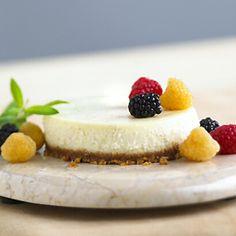 Wisconsin Brie Cheesecake