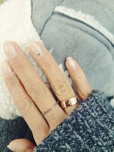Love my #Cartier Love ring!