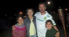 Val, Ivet, Arturo y Vane