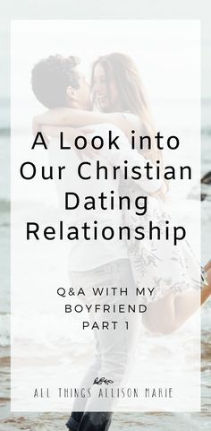 A look into our Christian dating relationship! My boyfriend answers questions about boundaries, doing Bible studies as a couple, and more. College Christian Girl, Christian High School, Christian Girls, Christian Dating, Christian Quotes, Christian Singles, Dating Relationship, Inspirational Articles, Romance Quotes