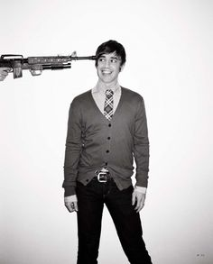 Jorma Taccone - by far the hottest member of the lonely island.