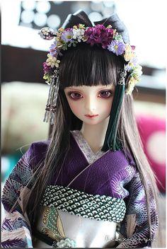 #dolls #bjd sakurako22