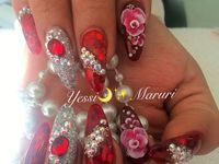 1000+ images about Nails By Yessi❤️Maruri on Pinterest | Nails and Navidad