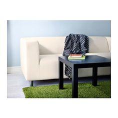 IKEA - HAMPEN, Dywan z długim włosiem, 133x195 cm, , Dywan wykonany jest z włókien syntetycznych, dzięki czemu jest trwały, odporny na plamy i łatwy do utrzymania w czystości.Długie włosie sprawia, że z łatwością można połączyć dwa dywany bez widocznej linii łączenia.
