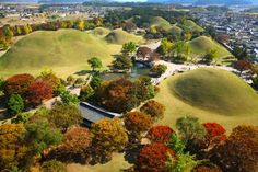 Daereungwon Park (Tomb Cheonmachong)