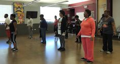 Senior Line Dancing Classes