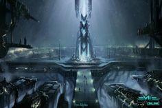 Central Core concept image