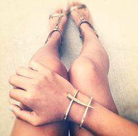 Tusk Bracelet by Gabriela Artigas