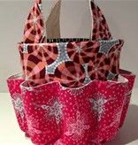 free bingo tote bag patterns to sew - Yahoo Image Search Results Bingo Patterns, Bag Patterns To Sew, Sewing Patterns Free, Free Sewing, Bingo Bag, Sewing Caddy, Bags Sewing, Sewing Machine Quilting, Quilting Blogs