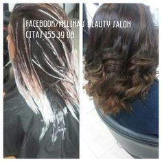 #Balayage #caramel #hair #manoalzada