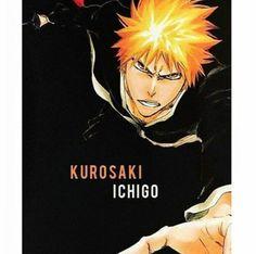 Kurosaki Ichigo is on a mission. Manga Bleach, Rukia Bleach, Shinigami, Art Anime, Manga Anime, Ichigo Et Rukia, Character Art, Character Design, Otaku