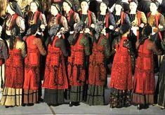 Παραδοσιακές Ζαγορίσιες φορεσιές Λύκειο Ελληνίδων Ιωαννίνων