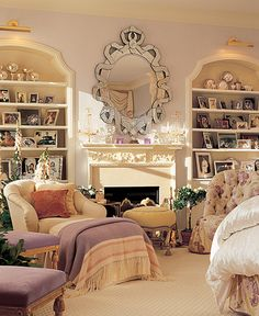 Mariah Carey's Bedroom