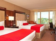KLEM - Portfolio - Jasper Group Brand Crowne Plaza Woburn, MA Purchaser: MLH Procurement Interior Designer: Onthank Designs # of guestrooms: 196 Clean Bed, Hotel Suites, Top Hotels, Stay The Night, Smoking Room, Hotel Offers, Guest Room, Places Ive Been, Boston