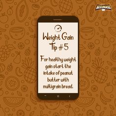 Have a delicious and nutritious breakfast with Peanut butter daily!  Peanut butter and multigrain bread is a great combination for a healthy weight gain. Packed with the nutrients, these foods are perfect for maintaining a good health. #Accumass #WeighGainer #WeightGain #Nautral #StayFit #StayHealthy #AyurvedicWeightGainer #WeightGainPlan #HealthandWellness #HealthyLifestyle #HealthyLife #Health #WeightGainTip #GainWeight Weight Gain Plan, Weight Gain Journey, Healthy Body Weight, Healthy Fats, Weight Gain Supplements, Good Sources Of Protein, Nutritious Breakfast, Stay Fit, How To Stay Healthy